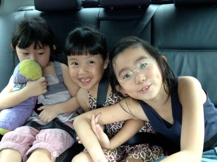 G also had a longawaited playdate with G from kindie - who also goes to RGPS but not the same class.