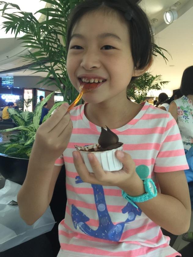 Favorite Chocolate cupcake